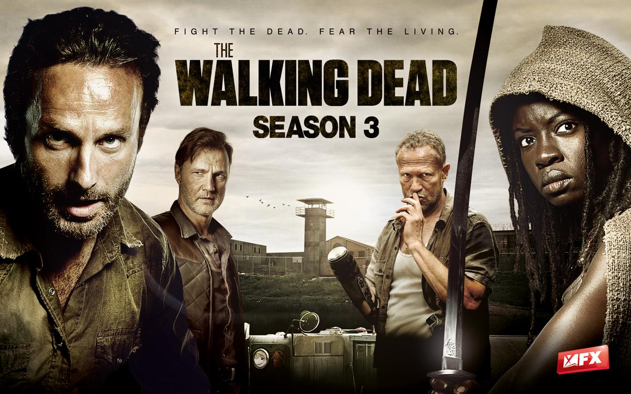 Staffel 3 Walking Dead